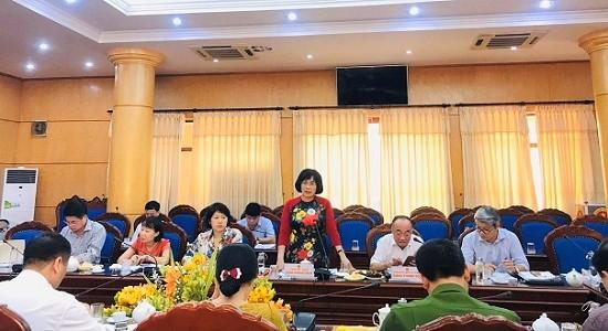 Đoàn kiểm tra liên ngành kiểm tra công tác thi hành pháp luật  về xử lý VPHC tại tỉnh Bắc Kạn